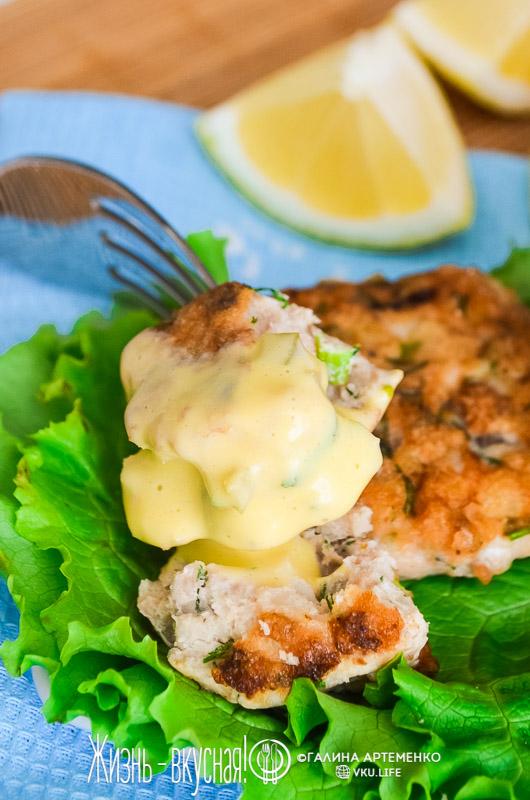 рыбные котлеты рецепт приготовления