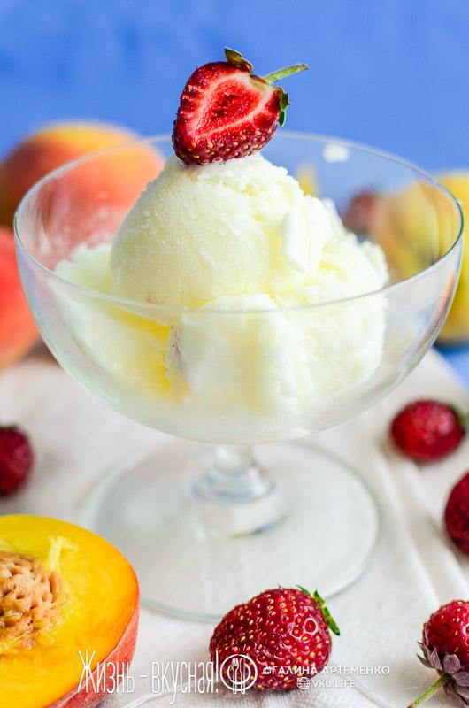молочное мороженое по госту