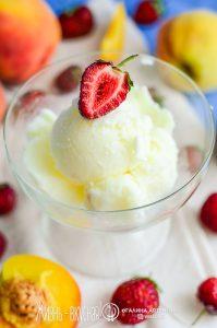 молочное мороженое рецепт