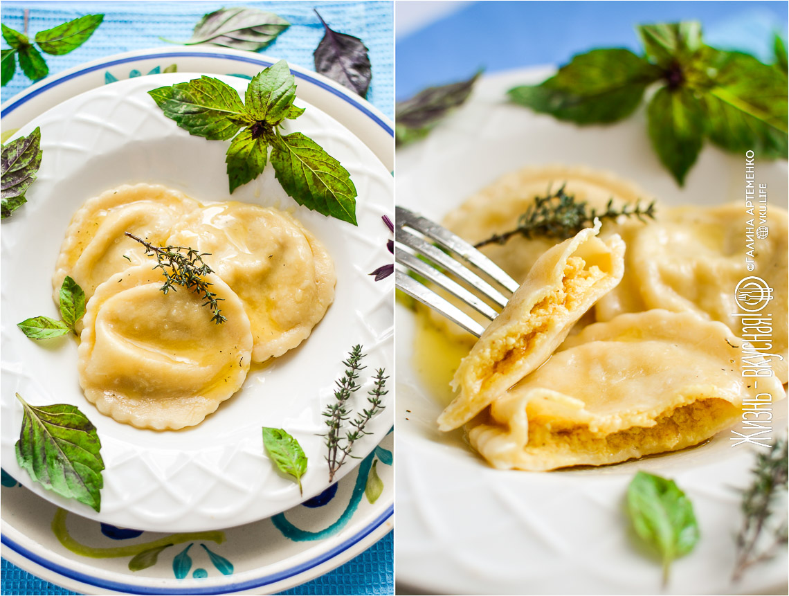 итальянские равиоли рецепт