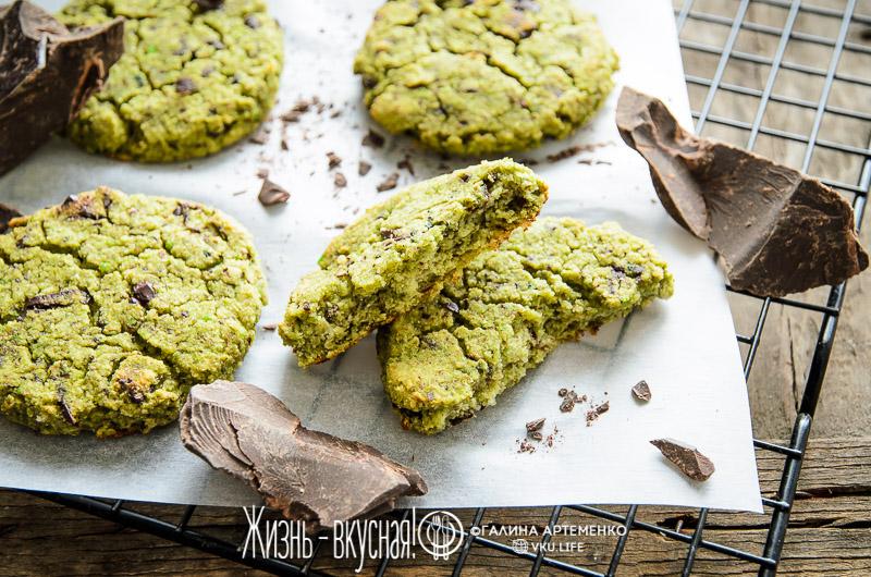постное печенье рецепт