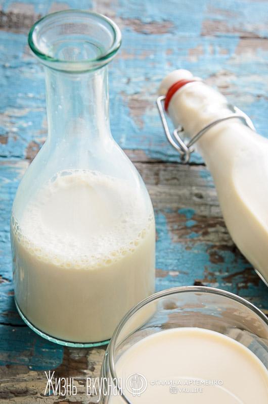 соевое молоко рецепт