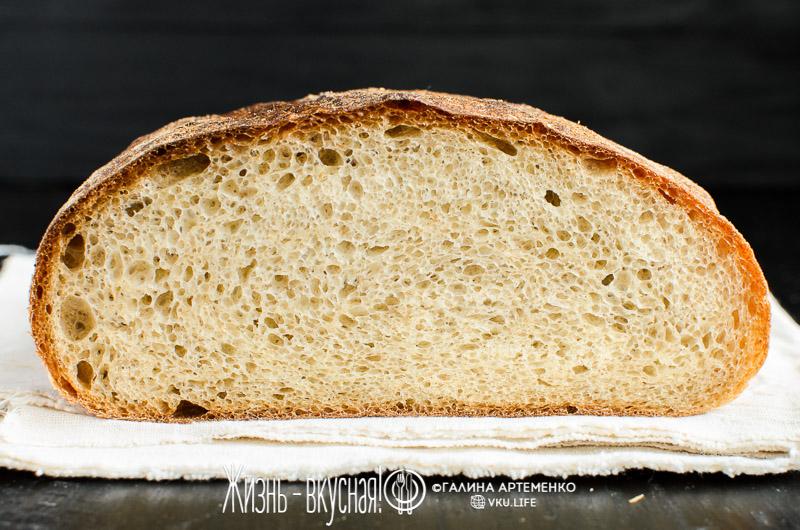 хлеб на биге