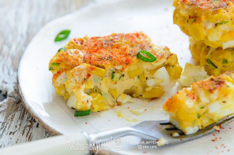 блюда из вареных яиц