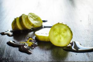 классический рецепт малосольных огурцов