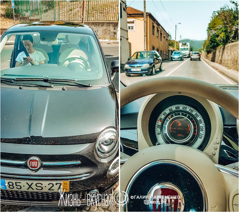 как взять авто в аренду в португалии