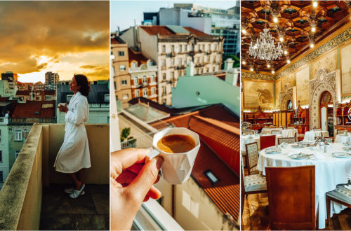 перелет в португалию и аренда жилья