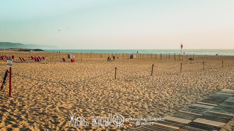 пляж назаре
