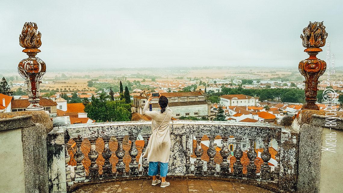 эвора португалия