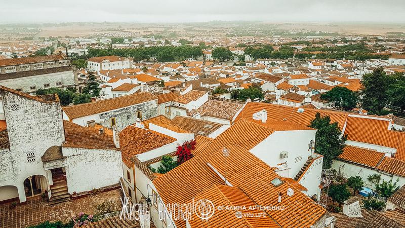 город эвора португалия