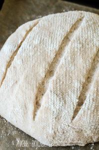 хлеб на фруктовых дрожжах рецепт