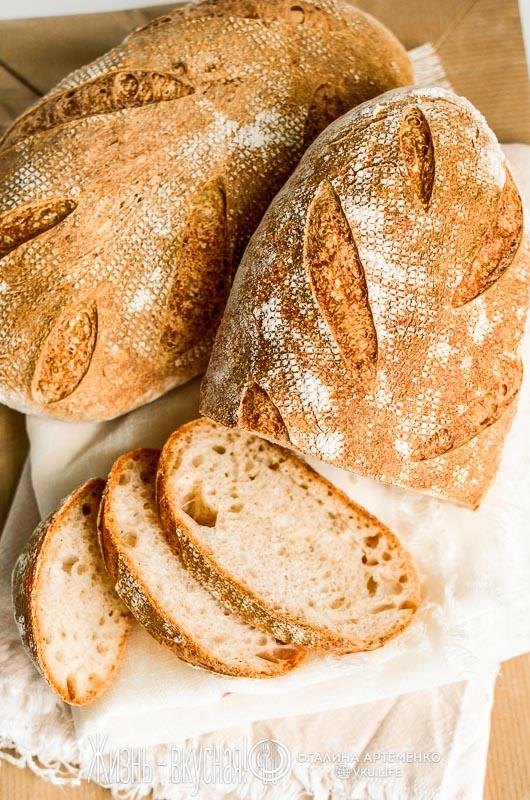 рецепт хлеба на йогурте