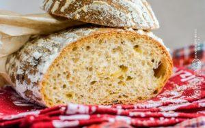 хлеб с луком