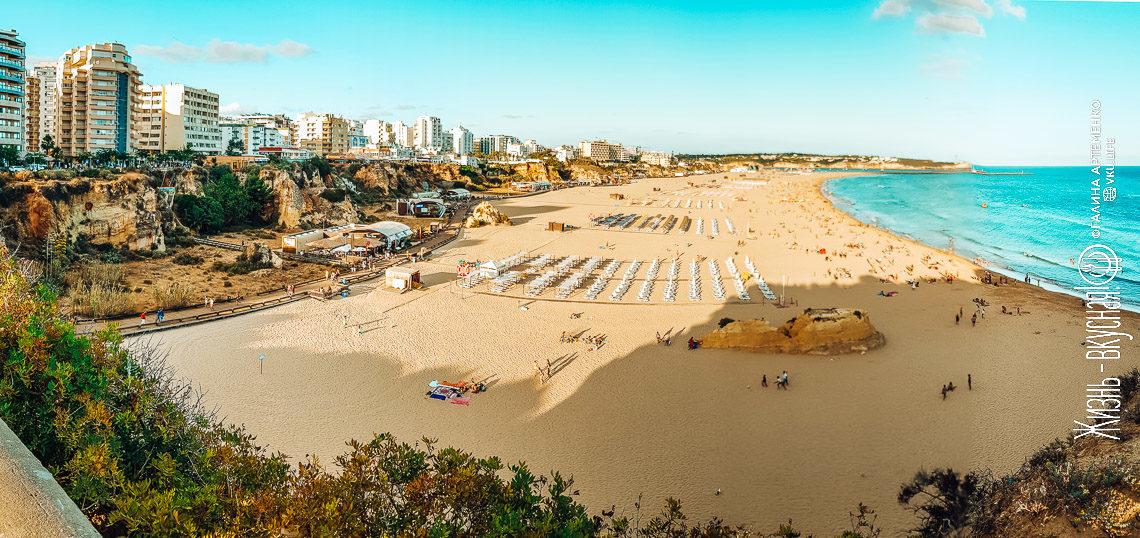 юг португалии