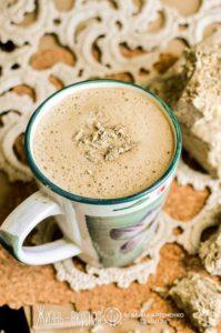 кофе с халвой в домашних условиях