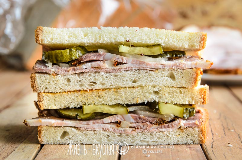 огурцы пикули для бутербродов