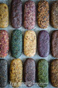 рецепт ореховых батончиков