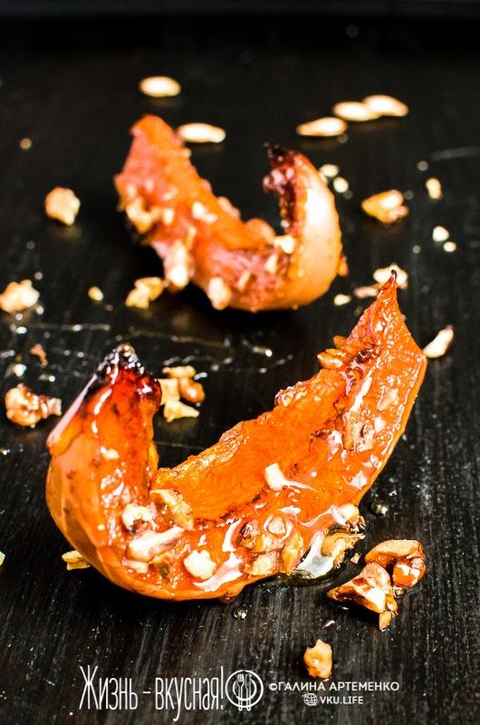 рецепты из тыквы вкусные и простые