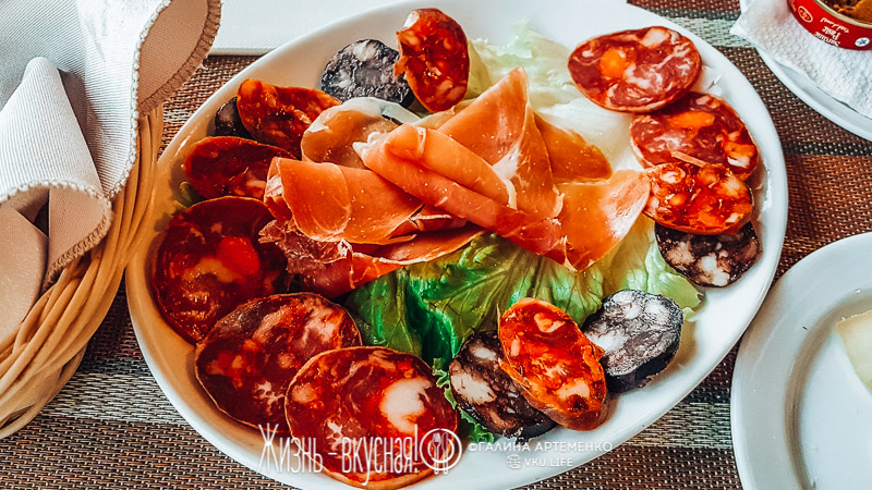 колбасы португалии