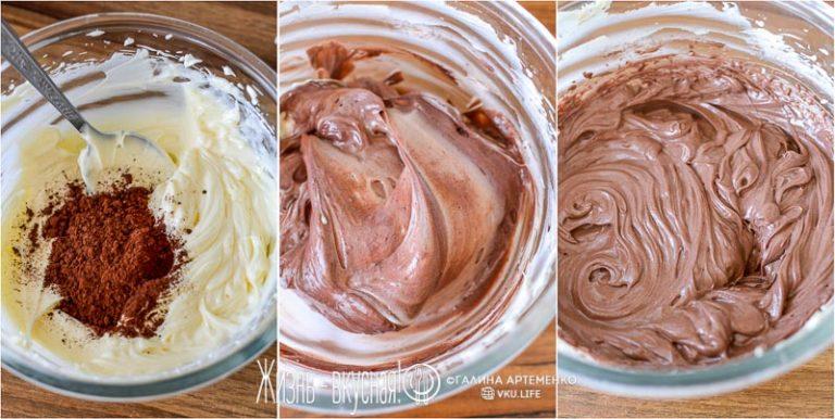 крем для торта шарлотт