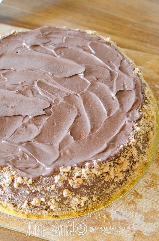 домашний киевский торт рецепт с фото