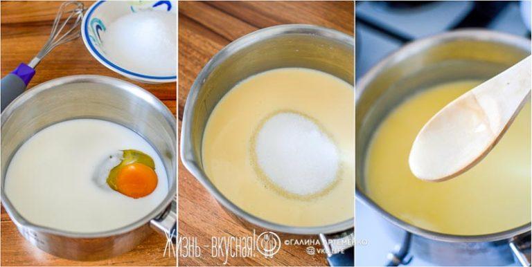 сироп для крема шарлотт