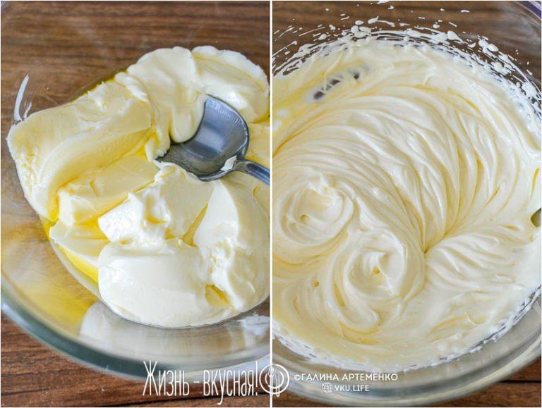 шарлотт крем для торта рецепт