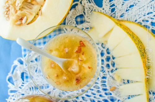 вкусное варенье из дыни