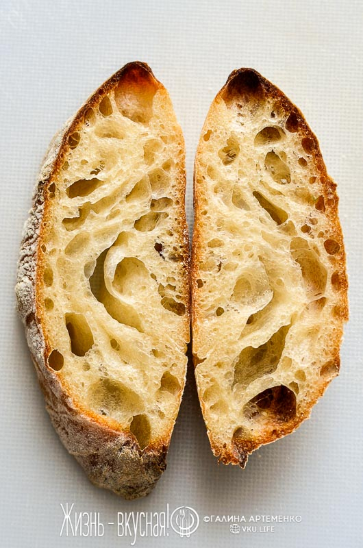 французская булка рецепт с фото