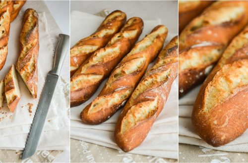 французский багет рецепт