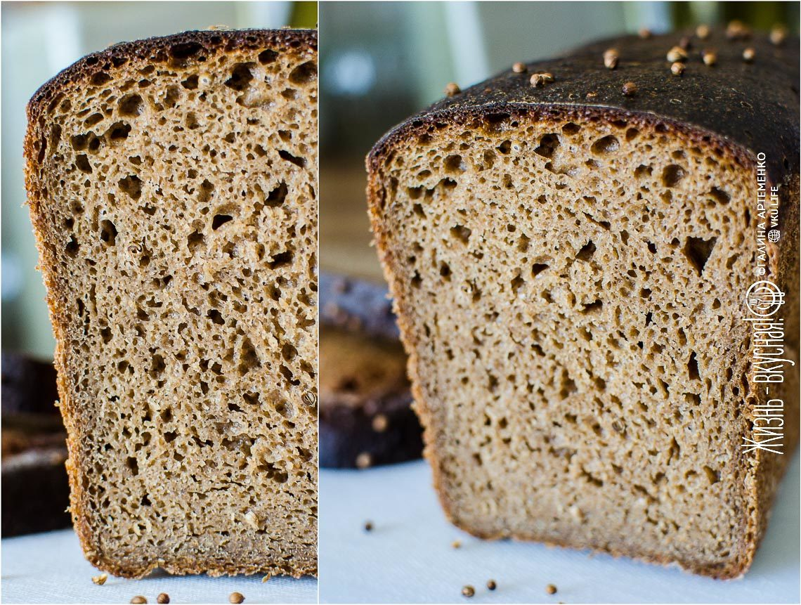 хлеб прибалтийский