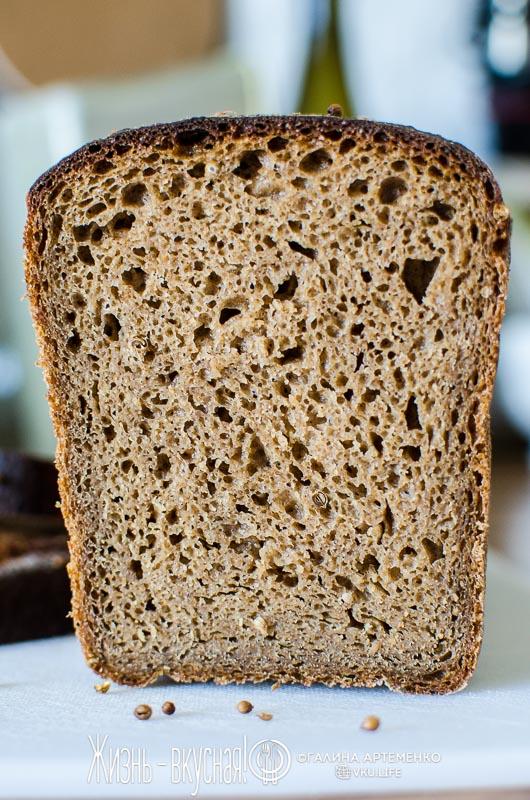 хлеб прибалтийский рецепт