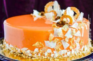 морковный торт с апельсином