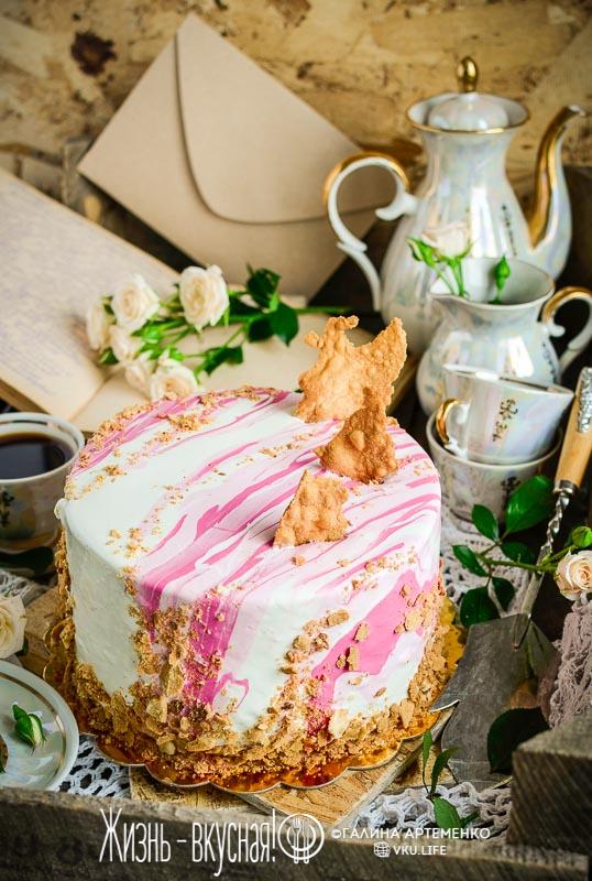торт наполеон новый рецепт
