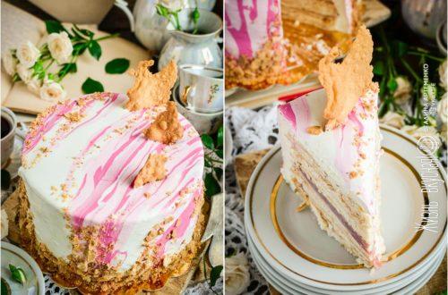торт наполеон по новому