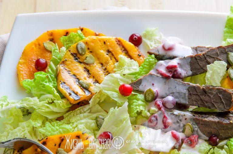 очень вкусный салат из пекинской капусты