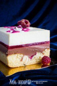 мария селянина рецепты тортов
