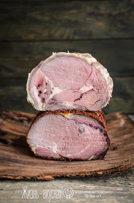пастрами рецепт из говядины