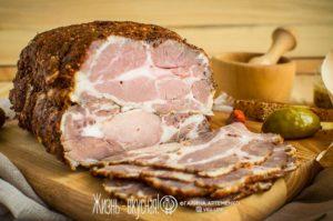 пастрома из свинины рецепт