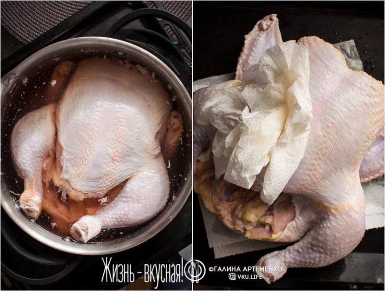 как приготовить сочную курицу в духовке