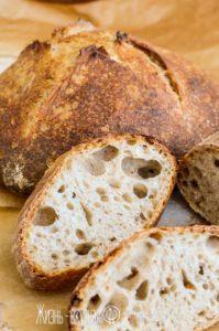 вермонтский хлеб на закваске