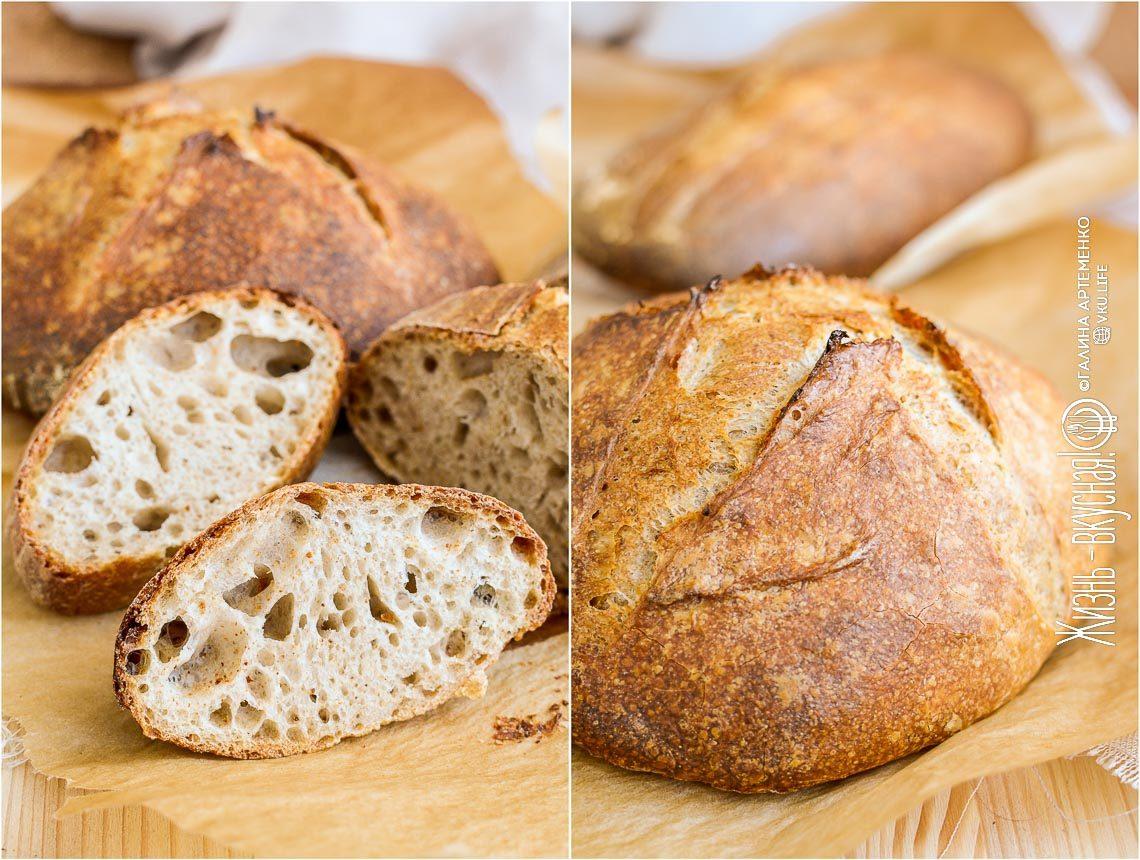 вермонтский хлеб