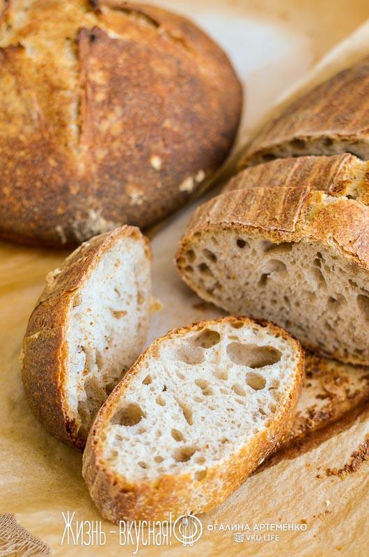 рецепт вермонтского хлеба