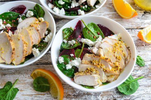 вкусные салаты из свеклы рецепты