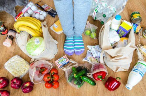 продукты на неделю
