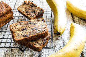 банановый хлеб в духовке