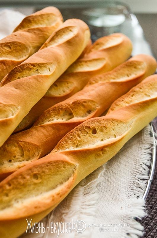 хлебные палочки на сливках