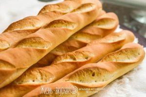 рецепт хлебных палочек в духовке