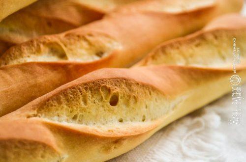 хлебные палочки рецепт