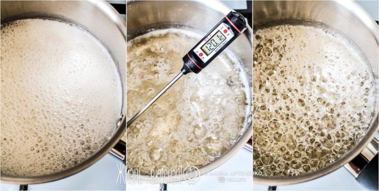 итальянская меренга рецепт с фото пошагово